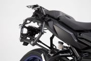 PRO side carriers Black. Yamaha MT-09 Tracer/ Tracer 900GT (18-). KFT.06.871.30000/B